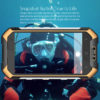 Blackview BV6000 Rugged Phone- NTDACL-M933-Red