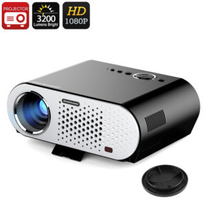 HD Projector ViviBright SimpleBeamer GP90 - NTDAIW-E744-Black